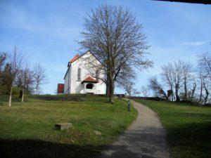 Um das Jahr 1000 wurde der Berg bereits als slawische Wallanlage genutzt.