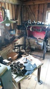 Die Werkstatt des Schumachers