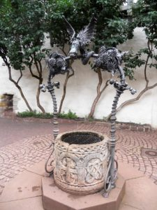 Der Trinkwasserbrunnen