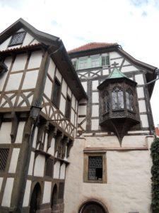 Die Vogtei aus dem 15. Jahrhundert