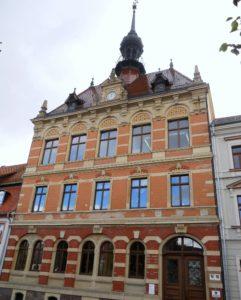 Das Rathaus (1877)