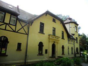 Im Jahr 1901 erwarb Ostwald das Haus für den Sommeraufenthalt seiner Familie.