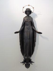 Die Heilige Barbara ist heute zumeist als Schutzpatronin der Bergleute bekannt. Ihr Gedenktag ist der 4. Dezember.