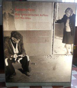 Was bleibt? - Eine Ausstellung über die devastierten Ortschaften...