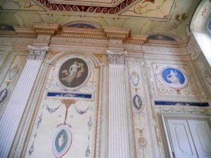 Die Malerei wurde 1958 zum letzten Mal restauriert.