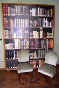 Ein ganz besonderes Bücherregal
