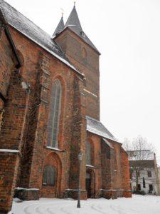 Stadtkirche St. Peter & Paul, 1494 fertiggestellt