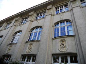Im Jahr 1916 wurde eine Schauhalle und das Porzellan-Museum angebaut.