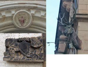 Fassadentierchen
