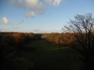 ...als auch im Herbst für einen Spaziergang.