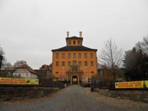 Das Torhaus wurde 1661 bis 1672 errichtet und zwischen 1996 bis 2004 umfassend saniert.