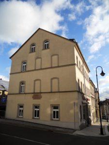 Das Geburtshaus von Georg Kolbe