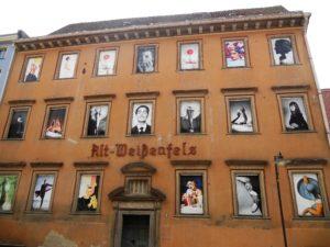 Alt-Weißenfels ist ein ehemaliges Gasthaus, welches 1697 erbaut wurde.