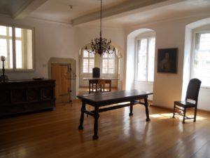 Das Erkerzimmer