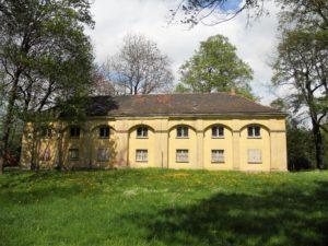 Die ehemalige Orangerie