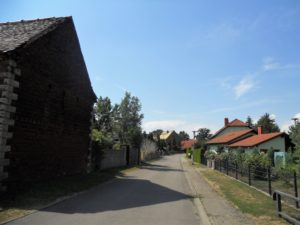 Freitagmittag auf dem Dorf