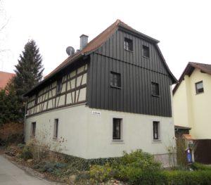 Die Alte Kantorei wurde 1705 errichtet und wurde bis 1865 als Kantorschule genutzt.