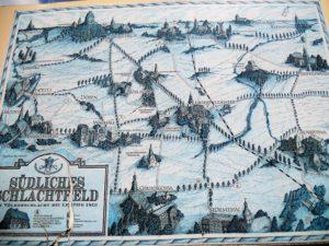Das Südliche Schlachtfeld wurde 1991 zum Flächendenkmal erklärt.