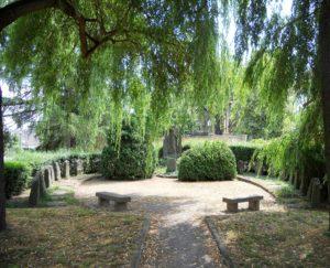 Unweit des Wachtberg-Denkmals steht ein Denkmal für die Gefallenen, Vermissten und Toten des Zweiten Weltkriegs aus den Gemeinden Wachau und Auenhain.