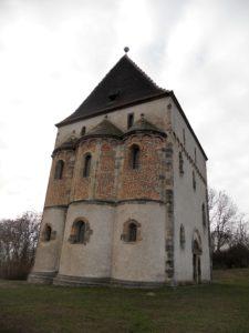 Im Jahr 1546 übernachtete Martin Luther in der Doppelkapelle.