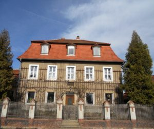 Das Geburtshaus des Kunsthistorikers Cornelius Gurlitt