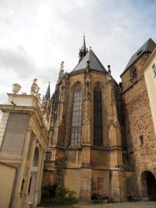 Schlosskirche St. Georg, 1404-1414 erbaut