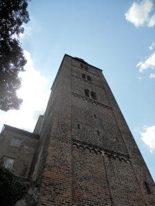 Die Roten Spitzen (ehem. Marien-/Liebfrauenkirche), im 12. Jahrhundert erbaut