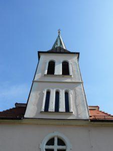 St. Johanniskirche 1786/87 erbaut
