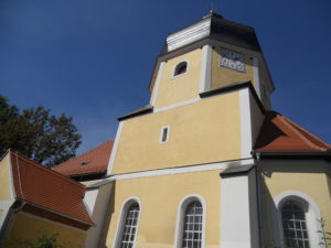St. Martinkirche 1660-1685 erbaut