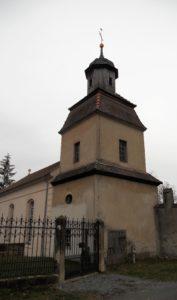 Dorfkirche 1841/42 erbaut