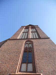 Stadtkirche St. Antonius 1905-1910 erbaut