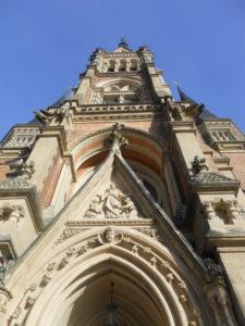 Stadtkirche St. Jacobi 1350-1365 erbaut