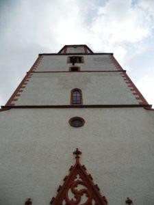 St. Nicolaikirche 1293 urkundliche Erwähnung 1333 niedergebrannt und Neubau