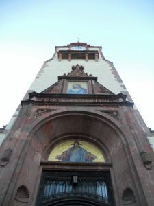 Paul-Gerhardt-Kirche Connewitz, 1898-1900 erbaut