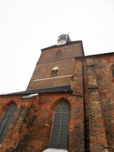 Stadtkirche St. Peter und Paul 1325 Vorgängerbau urkundlich erwähnt 1404-1991 erbaut 1888-1890 restauriert