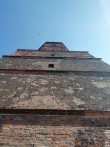 Kirche St. Andreas und St. Nikolai, Vorgängerbau aus dem 12. Jh., 1435 abgebrannt, ab 1444 gotischer Neubau