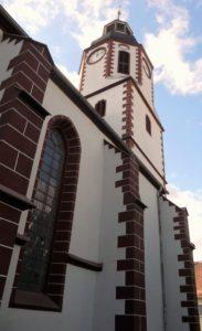 Stadtkirche St. Michaelis 1233 erbaut