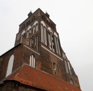 "Stadtkirche St. Marien (""Dicke Marie"") nach 1260-1280 erbaut"