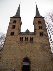 Stadtkirche Unser Lieben Frauen Ende des 12. Jh. bis 1240 erbaut