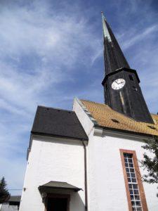 Pfarrkirche im 13. Jahrhundert erbaut