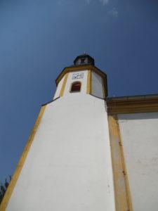 Pfarrkirche 1669 erbaut