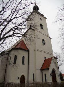 Stadkirche Unserer Lieben Frau (Marienkirche) im 13. Jahrhundert erbaut