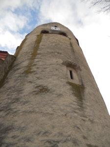 Pfarrkirche Mitte 12. Jahrhundert Turmbau (möglicherweise Teil eines Vorgängerbaus) im 13. Jahrhundert Bau des Kirchenschiffs