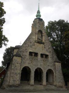 Gustav-Adolf-Kapelle 1907 erbaut