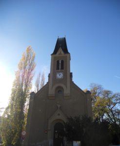 Gethsemanekirche Lößnig 1876-1877 erbaut