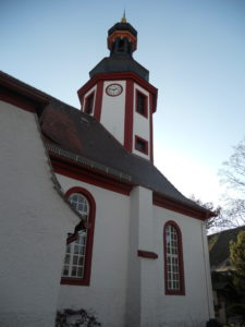 Martinskirche Plaußig im 15. Jahrhundert erbaut 1726 Turmbau