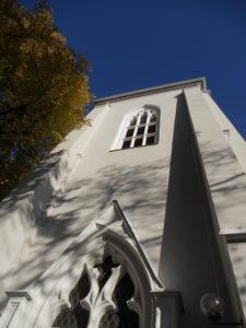 Pfarrkirche Portitz 1865-1867 erbaut