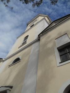 Gedächtniskirche Schönefeld 1816-1820 erbaut