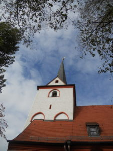 Gnadenkirche Wahren Ende des 12. Jahrhunderts erbaut