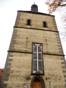Stadtpfarrkirche Unser Lieben Frauen Ende des 15. Jahrhunderts erbaut